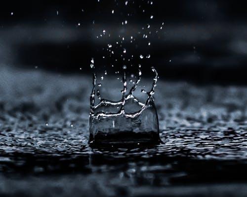Carport Wasserablauf