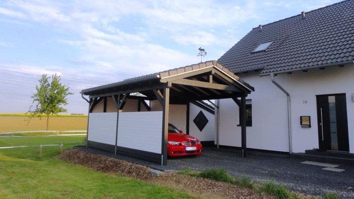 Carport bauen in Österreich