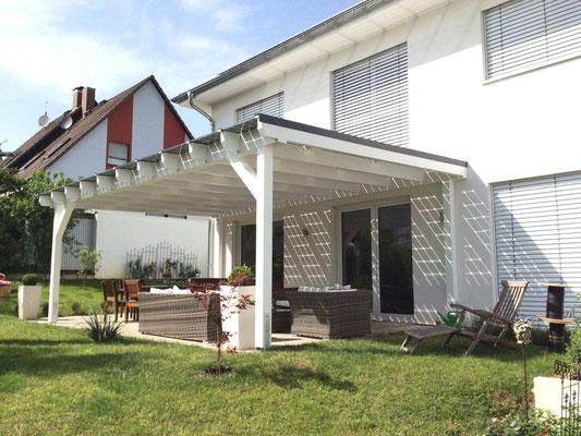 Solar Terrassenüberdachung Österreich