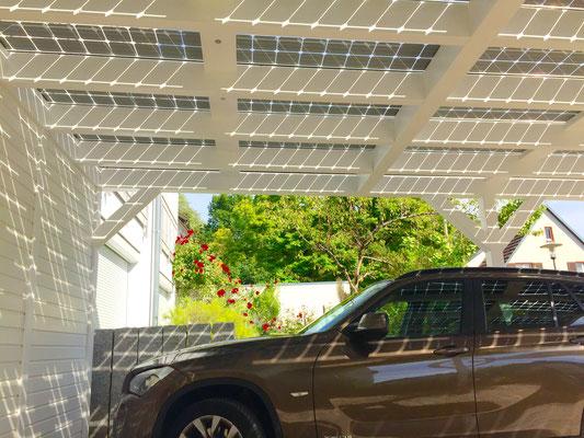 Carport Solaranlage kaufen